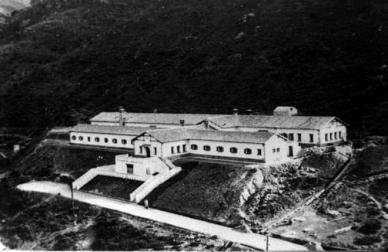 """4. Magnífica Hospedería, hoy llamada """"barracones"""""""